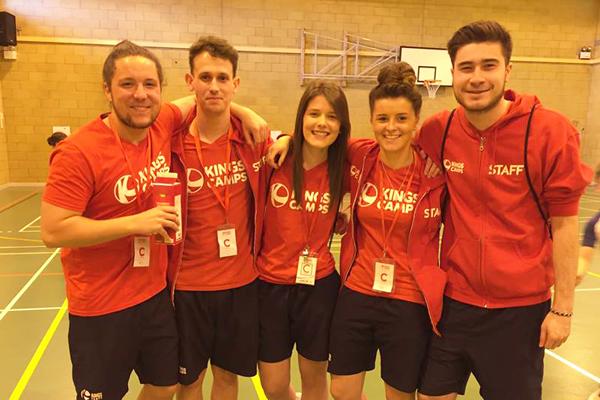 Sheffield camp coach