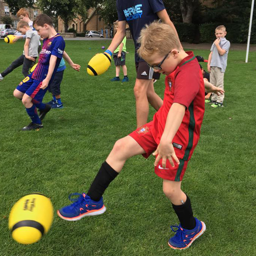 Children 'turned off' by competitive sport