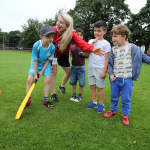 Cricket coaching in School Holidays
