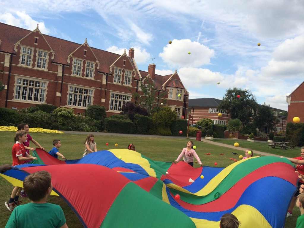 Summer Camp Activities in Coventry
