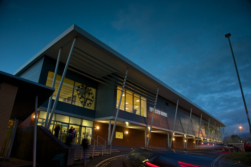 Exeter University Sports Centre