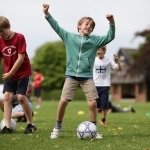 Children's Football Coaching