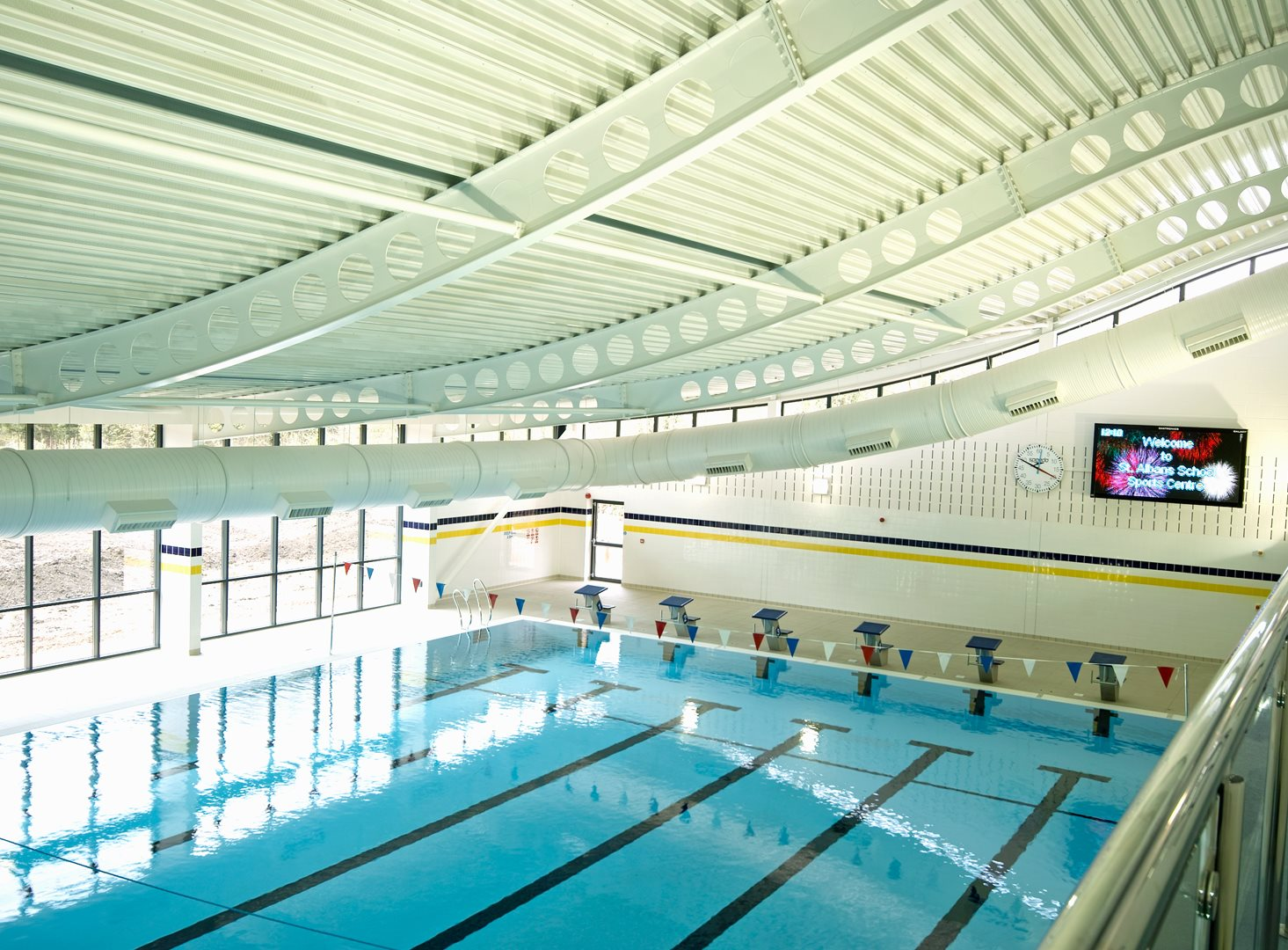 St Albans School Swimming Pool