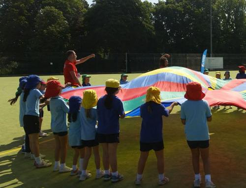Teaching our Children to be Active Leaders