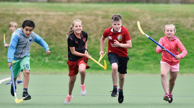 Children are motivated by enjoyment to get active
