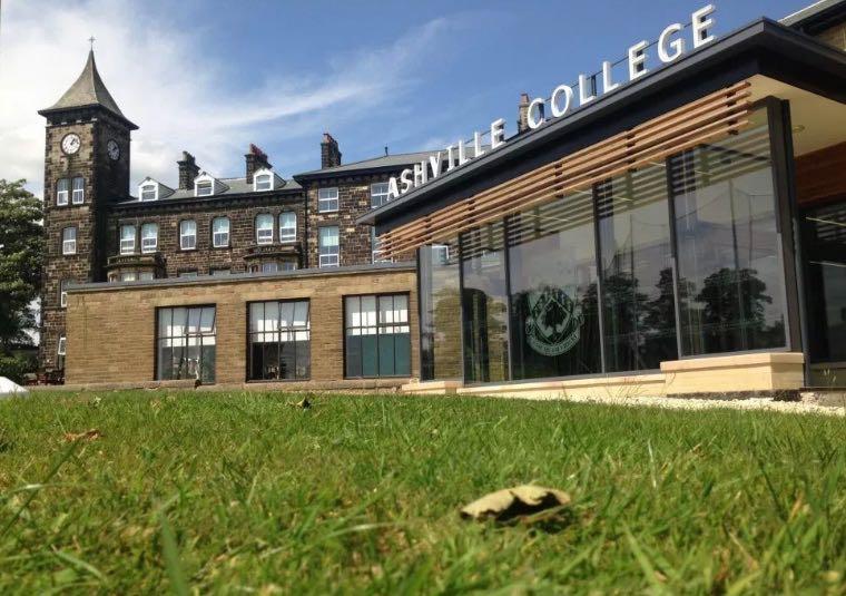 Kings Camps facilities Ashville College Harrogate